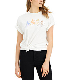Junk Food Disney Mickey Mouse Cotton Graphic T-Shirt
