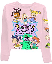 Trendy Plus Size Rugrats-Graphic T-Shirt