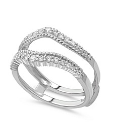 Diamond Enhancer Ring Guard (3/8 ct. tw.) in 14K White, Yellow or Rose Gold