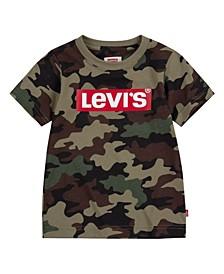 Little Boys Logo T-shirt