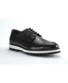 Men's Handmade Hybrid Plain Toe Shoes