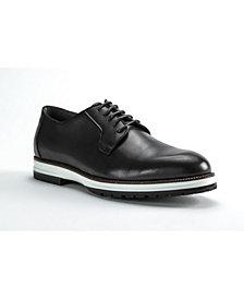 Ike Behar Men's Handmade Hybrid Plain Toe Shoes