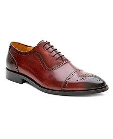 Men's Handmade Hybrid Oxford Shoes