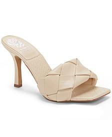 Women's Brelanie Woven Slide Dress Sandals