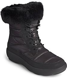 Women's Bearing Plushwave Boots