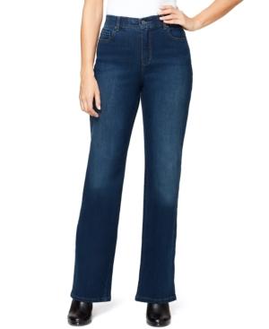Women's Relaxed Straight Short Length Jeans