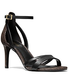 Kimberly Ankle-Strap Sandals