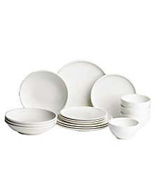 Artesano 16 Piece Dinnerware Set, Service For 4