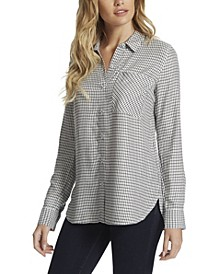 Women's Petunia Button Up Shirt