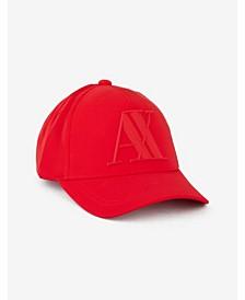 Men's 3D Logo Appliqué Hat