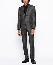 BOSS Men's Huge6/Genius Slim-Fit Suit