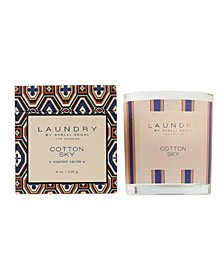 Cotton Sky Scented Candle, 8 Oz