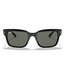 Jeffrey Polarized Sunglasses, RB2190 55