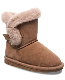 Little Girls Betsey Boots from Finish Line
