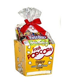 Butter Clean Your Hands Popcorn Gift Set, 7 Pieces