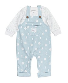 Baby Boy or Girl 2pc Overall Set