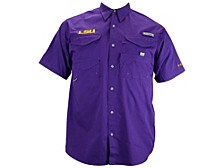 LSU Tigers Short Sleeve Bonehead Shirt
