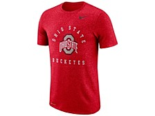 Ohio State Buckeyes Men's Marled T-Shirt