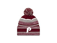 Philadelphia Phillies Striped Marled Knit