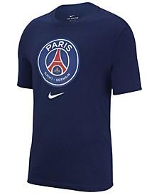 Paris Saint-Germain Men's Evergreen Crest T-Shirt