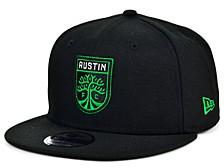 Austin FC Core 9FIFTY Snapback Cap