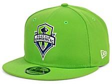 Seattle Sounders FC Core 9FIFTY Snapback Cap