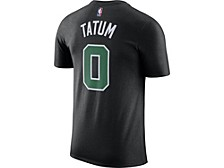 Boston Celtics Jayson Tatum Men's Statement Player T-Shirt