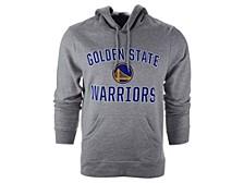 Golden State Warriors Men's Beasley Team Arch Hoodie Sweatshirt