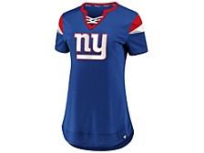 New York Giants Women's Draft Me Shirt
