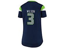 Seattle Seahawks Women's Draft Him Shirt Russell Wilson