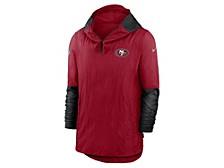 San Francisco 49ers Men's Pregame Lightweight Player Jacket