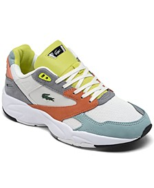 Women's Storm 96 Low Casual Sneakers from Finish Line