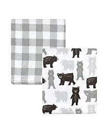 Boys and Girls Coral Fleece Plush Blankets