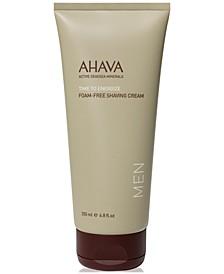 Foam-Free Shaving Cream