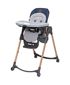 Minla 6-in-1 Adjustable High Chair