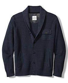 Men's Sea Captain Cardigan Sweater