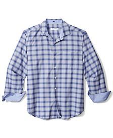 Men's Optic Plaid Shirt
