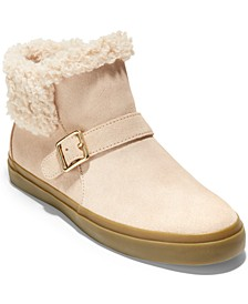 Women's Nantucket Cozy Ankle Boots
