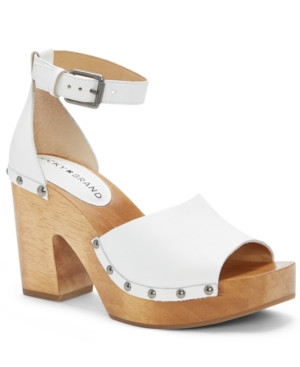 Lucky Brand WOMEN'S NELORA PLATFORM SANDALS WOMEN'S SHOES