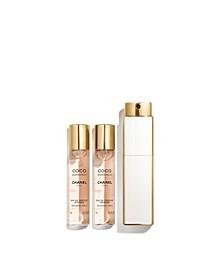 3-Pc. COCO MADEMOISELLE Eau de Parfum Intense Mini Twist & Spray Set