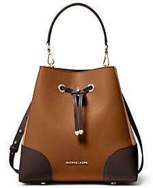 Mercer Gallery Medium Leather Bucket Bag