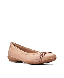 Collection Women's Sara Tulip Ballet Flat Shoes