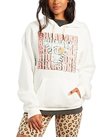 Juniors' Beach Dreams Hoodie