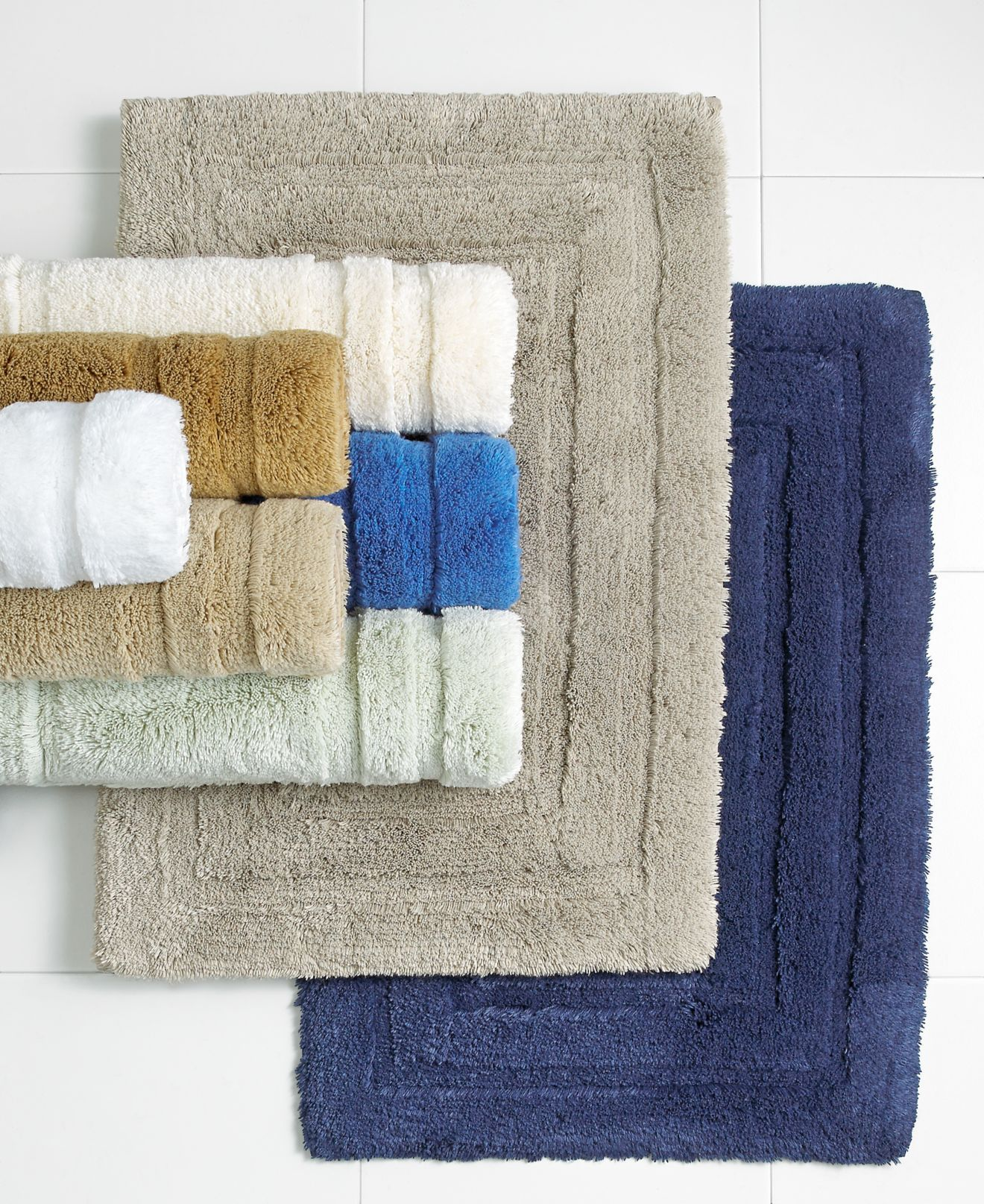 bath rugs and mats - macy's