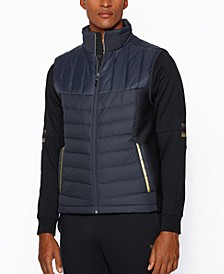 BOSS Men's V_Vail Regular-Fit Gilet