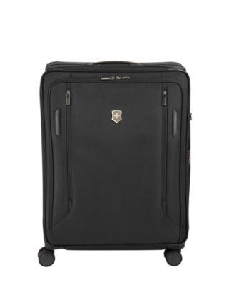 "VX Avenue 31"" Extra-Large Softside Spinner Suitcase"