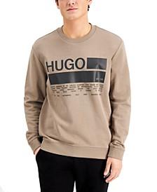 Men's Brown Daint Exclusive Sweatshirt