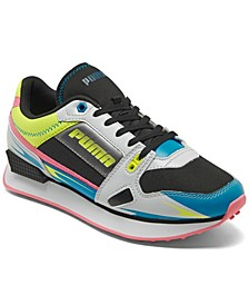 Women's Mile Rider Casual Sneakers from Finish Line