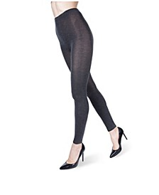 Cashmere Footless Women's Tights
