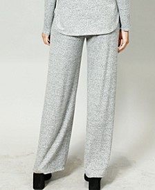 Women's Cozy Drawstring Pocket Pant
